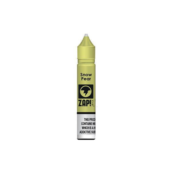 20MG ZAP Juice 10ML Flavoured Nic Salts-Vaping Products-ZAP Juice-Stop n Vape