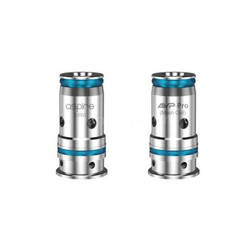 Aspire AVP Pro Replacement Coils 0.65ohm Mesh / 1.15ohm Standard Coil-Vaping Products-Aspire-1.15ohm Standard-Stop n Vape