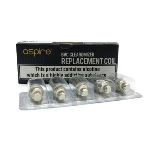 Aspire BVC Coil-Vaping Products-Aspire-1.8 Ohm-Stop n Vape
