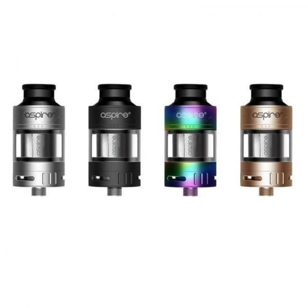 Aspire Cleito 120 Pro Tank-Vaping Products-Aspire-Black-Stop n Vape