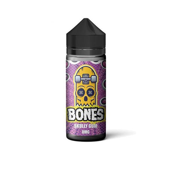 Bones By Wick Liquor 0mg 100ml Shortfill (70VG/30PG)-Vaping Products-Wick Liquor-Stop n Vape
