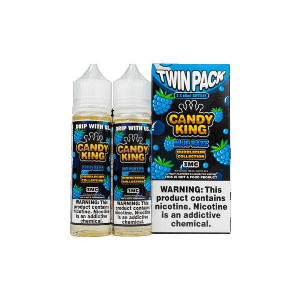 Candy King Bubblegum Edition Twin Pack 0mg 2 x 50ml Shortfill (70VG/30PG)-Vaping Products-Candy King-Stop n Vape