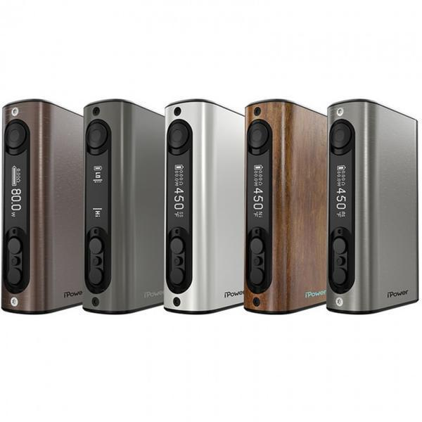 Eleaf iPower 80W 5000mah MOD-Vaping Products-Eleaf-Silver-Stop n Vape