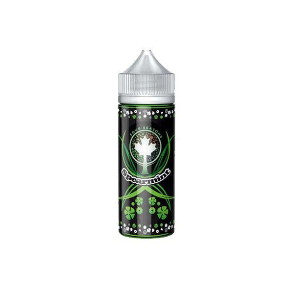 Four Seasons 0mg 100ml Shortfill (70VG/30PG)-Vaping Products-Four Seasons-x1-Raspberry Screwball-Stop n Vape
