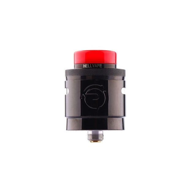 Hellvape Passage RDA Tank-Vaping Products-Hellvape-Piano Full Black-Stop n Vape
