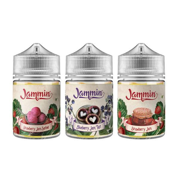 Jammin 0mg 50ml Shortfill E-Liquid (70VG/30PG)-Vaping Products-Jammin Vape Co-Stop n Vape