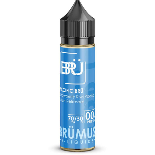 Pacific Bru Short Fill-Short Fill-Brumus E-liquids-50ml Short Fill-0mg Short Fill-Stop n Vape