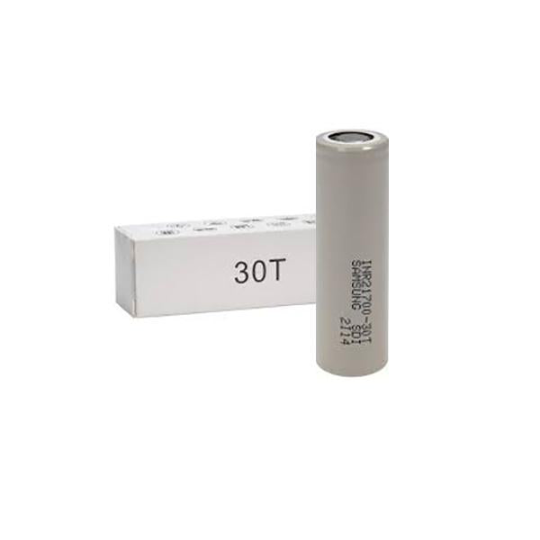 Samsung 30T 21700 3000mAh Battery-Vaping Products-Samsung-Stop n Vape