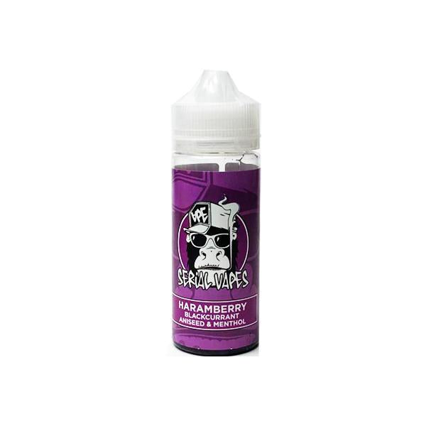 Serial Vapes 0mg 100ml Shortfill (80VG/20PG)-Vaping Products-Serial Vapes-Stop n Vape