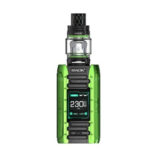 Smok E-Priv 230W Kit-Vaping Products-Smok-Black Green-Stop n Vape