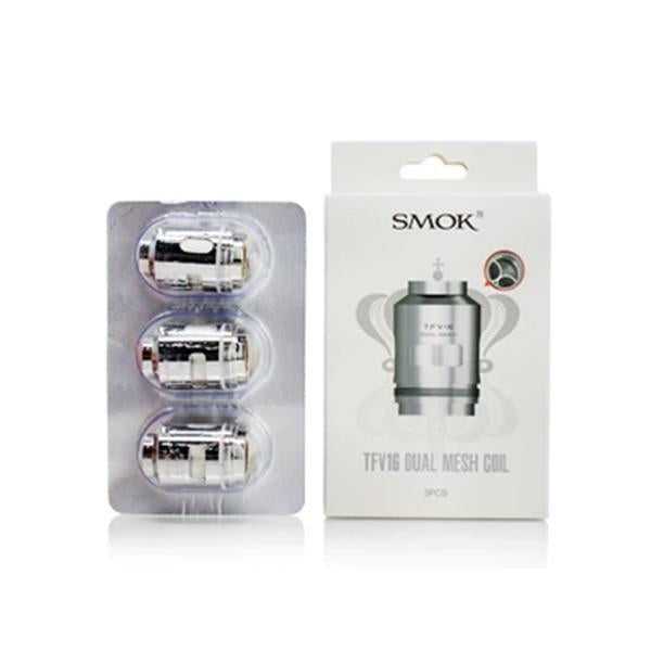 Smok TFV16 Mesh Coils Single / Dual / Triple-Vaping Products-Smok-Stop n Vape