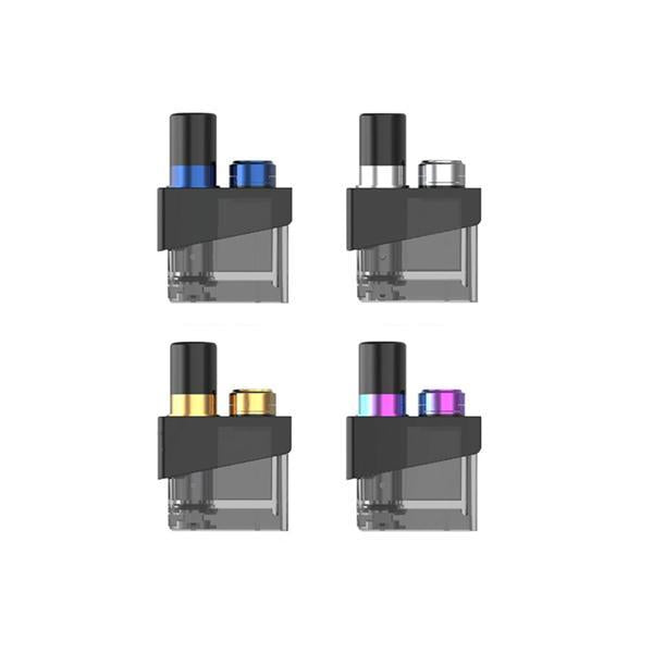 Smok Trinity Alpha Replacement Pods + 2 x Coils-Vaping Products-Smok-Stop n Vape