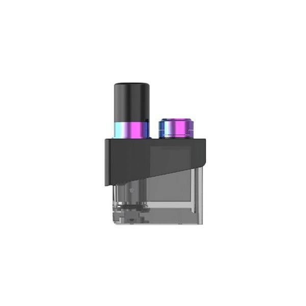 Smok Trinity Alpha Replacement Pods + 2 x Coils-Vaping Products-Smok-Rainbow-Stop n Vape