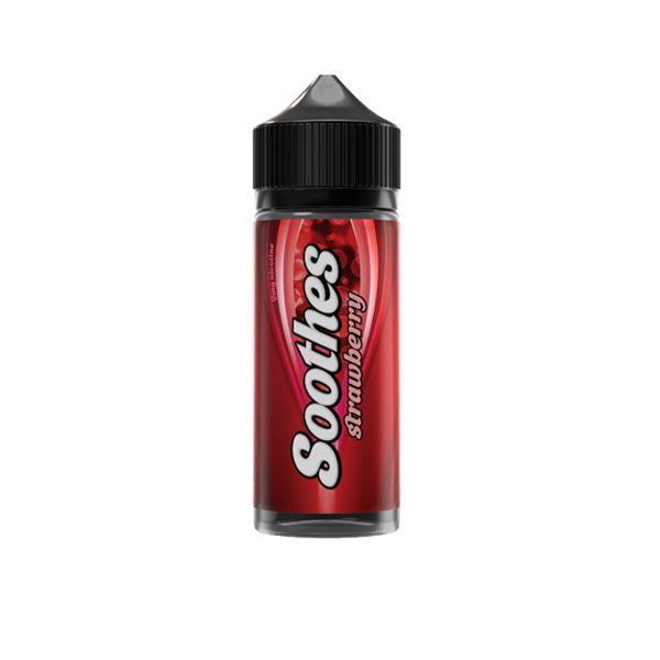 Soothes 0mg 120ml Shortfill (70VG/30PG)-Vaping Products-Soothes-Stop n Vape