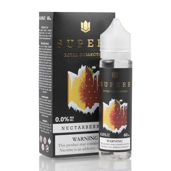 Superb Royal collection 0mg 50ml (70VG/30PG)-Vaping Products-Superb-Nectarberry-Stop n Vape