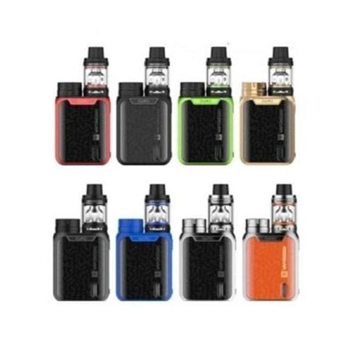 Vaporesso Swag 80W Kit-Vaping Products-Vaporesso-Silver-Stop n Vape