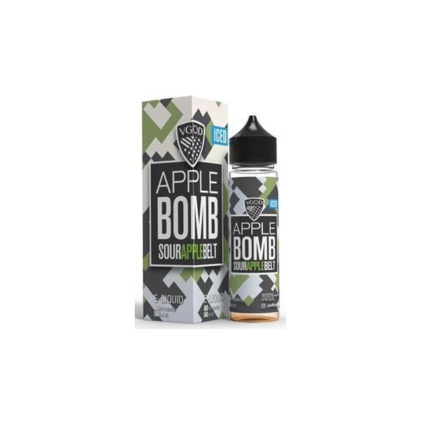 VGOD Bomb Line ICED 0mg 50ml Shortfill (70VG/30PG)-Vaping Products-VGOD-Stop n Vape