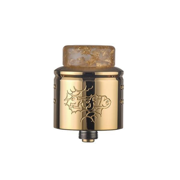 Wotofo Profile V 1.5 24mm Mesh RDA Tank-Vaping Products-Wotofo-Gold-Stop n Vape