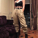 Cargo Style Casual Pants
