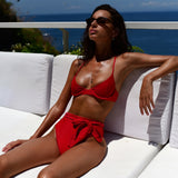 Sexy Bandage Bathing Suit for Women