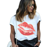 Stylish O-Neck Printed T-Shirts