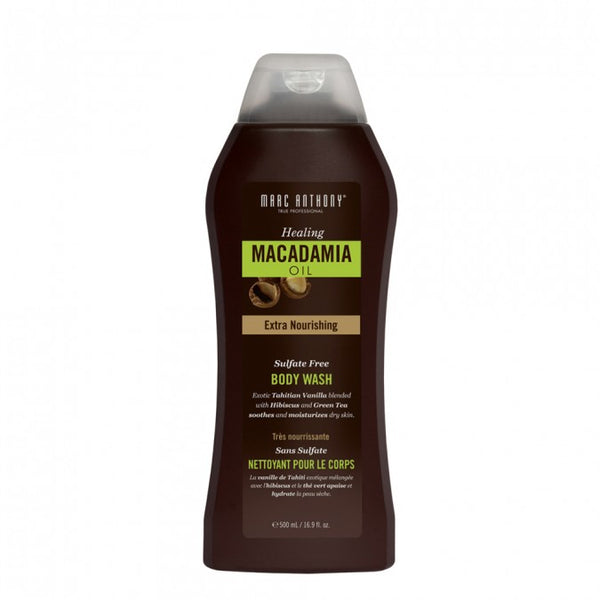 Renewing Macadamia Oil Sulfate Free Body Wash 500ml