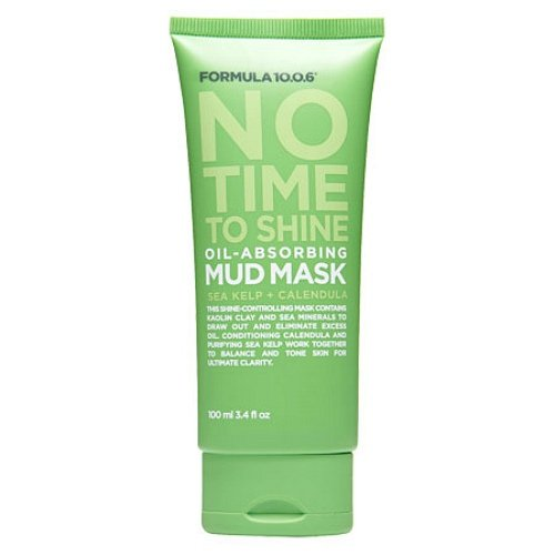 No Time To Shine Mud Mask 100ml