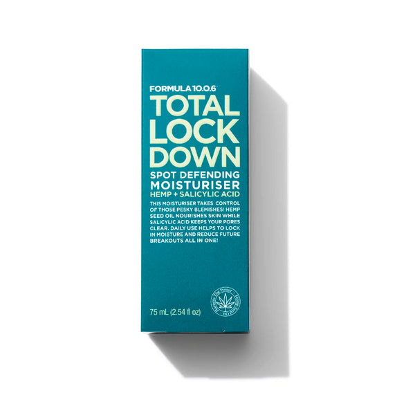Total Lock Down Moisturiser