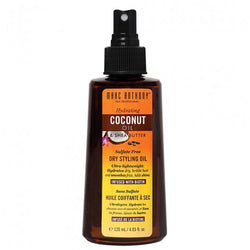 Hydrating Coconut Oil & Shea Butter Dry Styling Oil