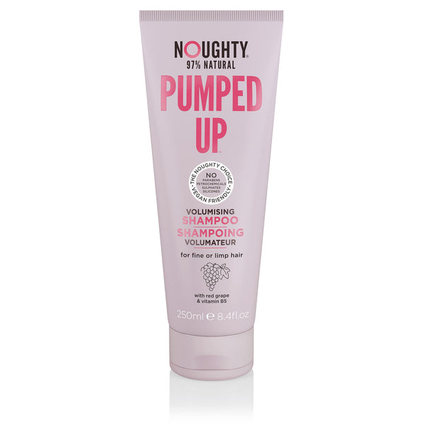 Pumped Up Volumising Shampoo