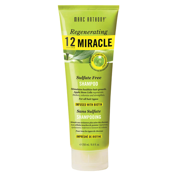 Regenerating 12 Second Miracle Shampoo