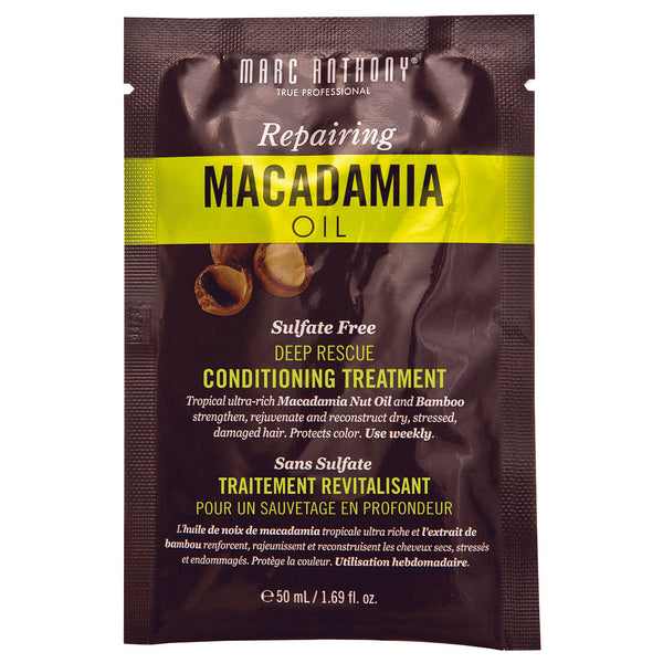 Repairing Macadamia Oil Deep Rescue Conditioning Treatment