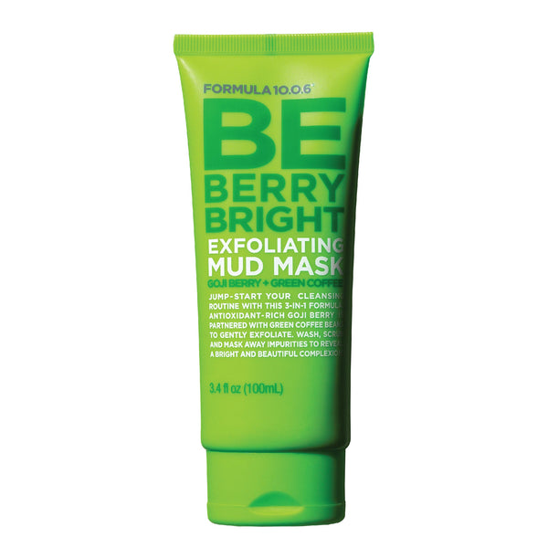 Be Berry Bright Exfoliating Mud Mask 100ml