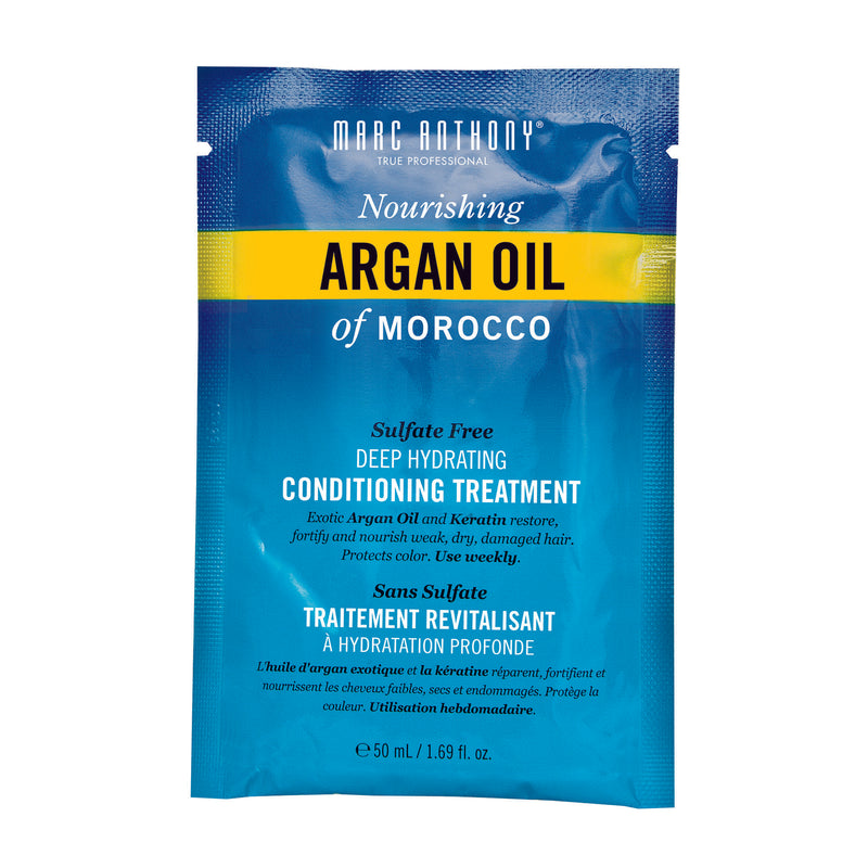 Nourishing Argan Oil Of Morocco Deep Hydrating Conditioning Treatment