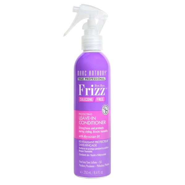 Bye Bye Frizz Heat Protecting Leave In Conditioner