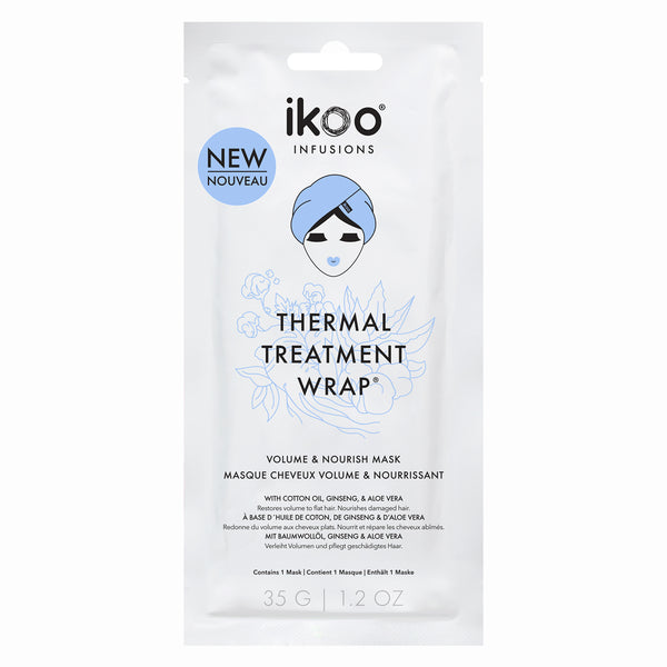 Ikoo Thermal Treatment Wrap Volume & Nourish Mask