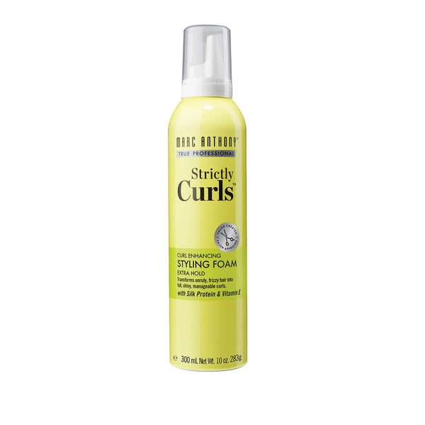 Strictly Curls Curl Enhancing Styling Foam