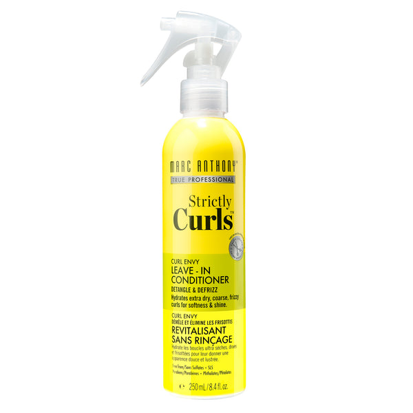 Strictly Curls Detangle and Defrizz Leave In Conditioner
