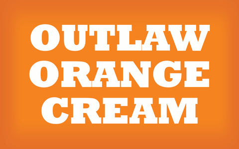 Wild Bill's Olde Fashioned Soda Pop Outlaw Orange Cream Soda