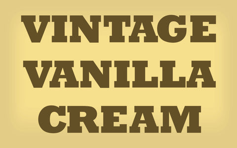 Wild Bill's Olde Fashioned Soda Pop Vintage Vanilla Cream