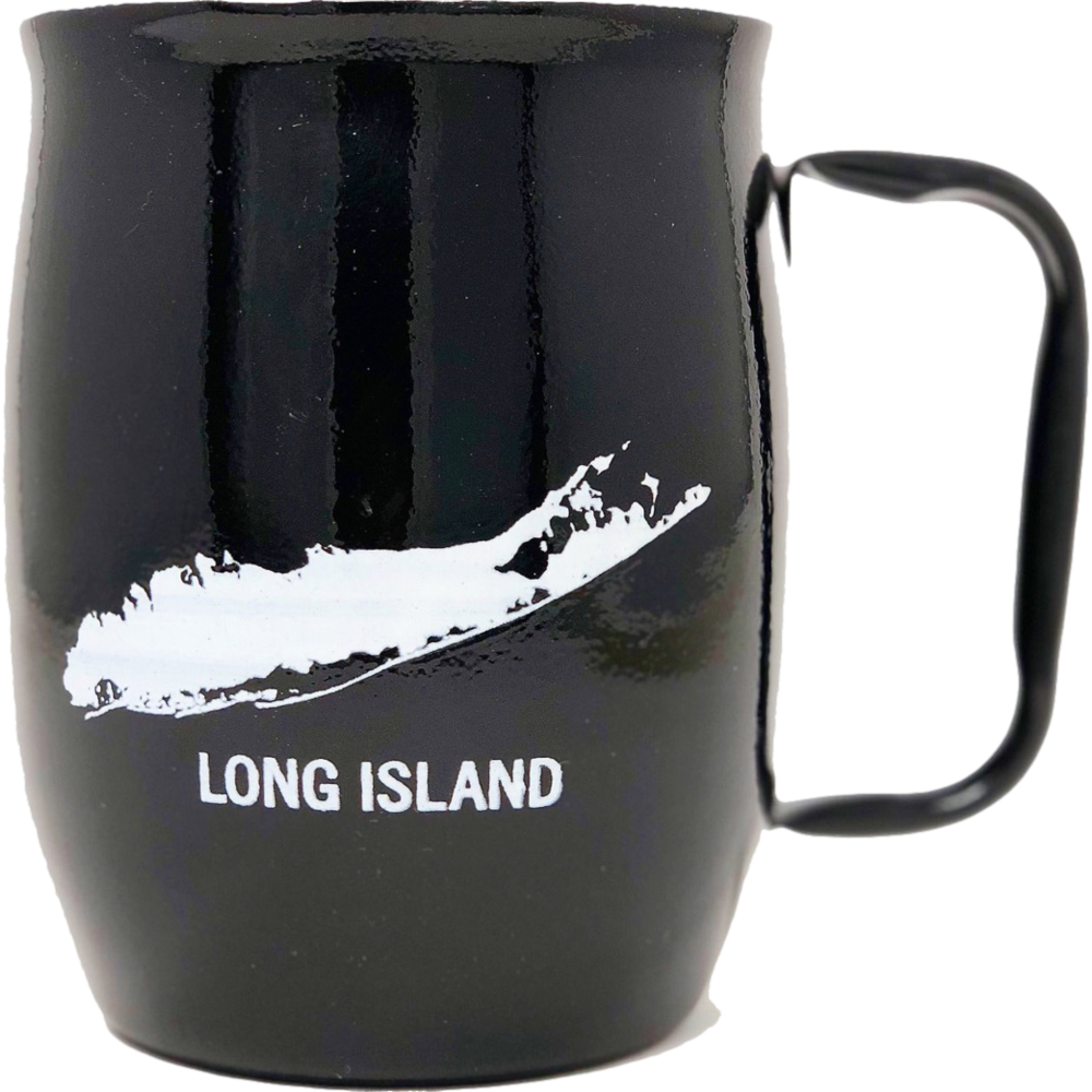 Black Long Island Double