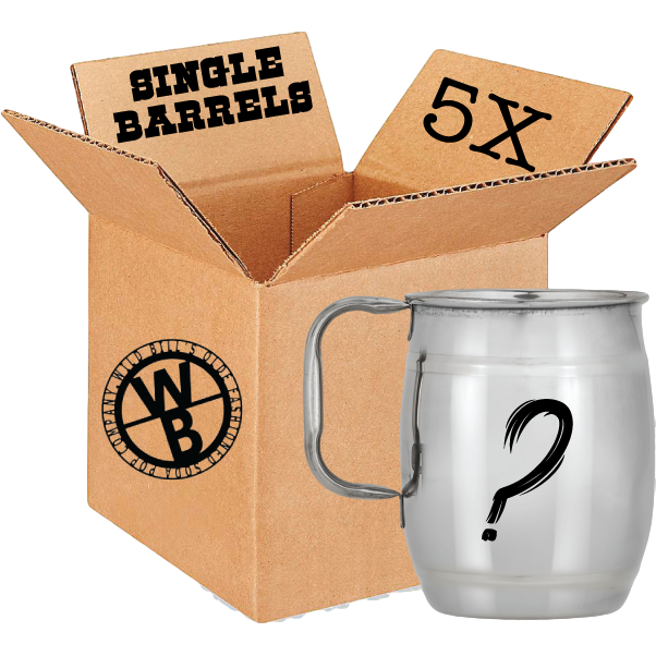 Mystery Box (5 Single Barrels)