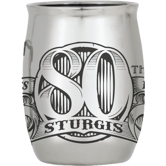 Sturgis 80th Anniversary Double Barrel