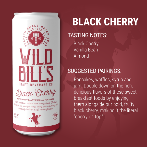 Blazing Black Cherry