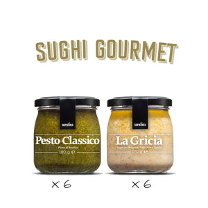 "Sughi Gourmet ""SMALL"""