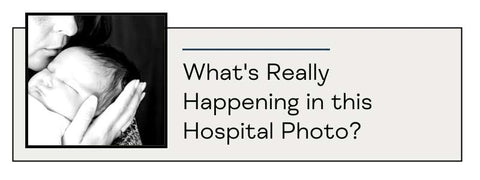 What's Really Happening in this Hospital Photo