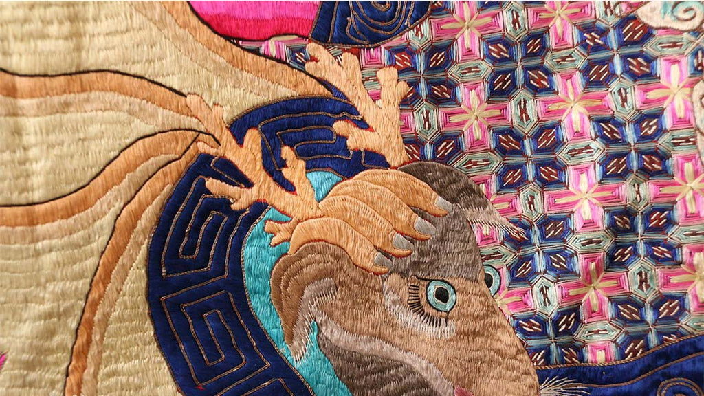 Do you know hand embroidery ?