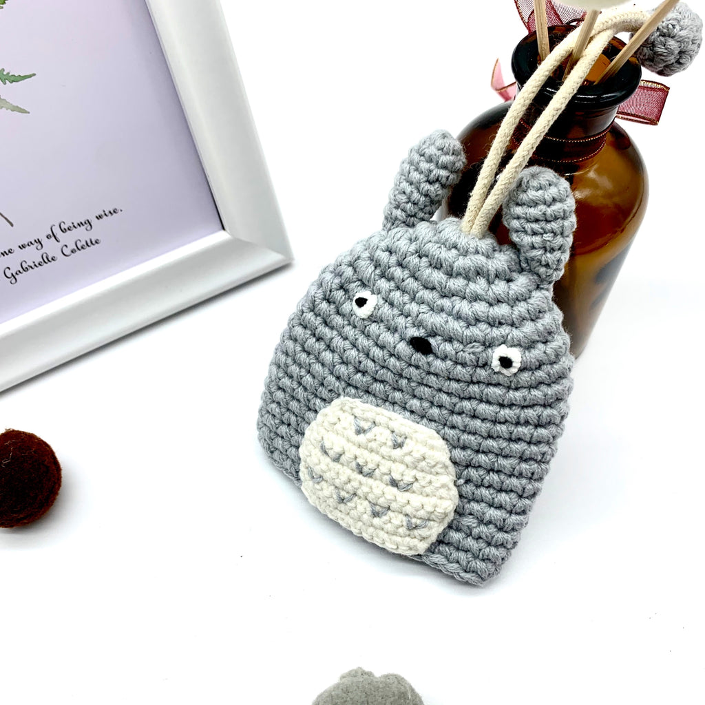 My Neighbor Totoro Knitting Key Chains