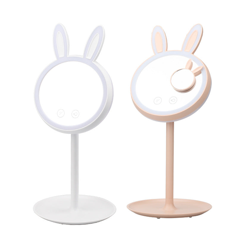 Rabbit Makeup Mirror