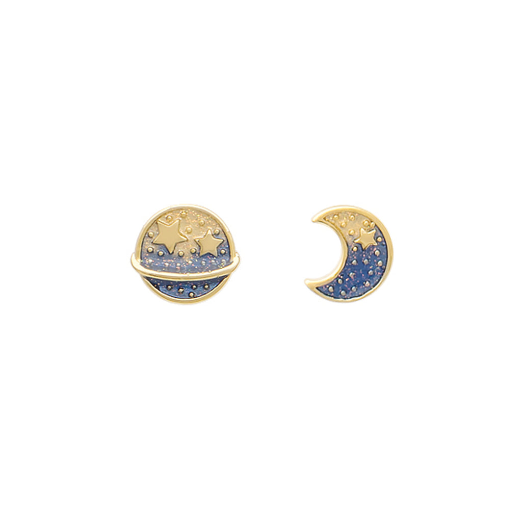 Universe Stud Earrings